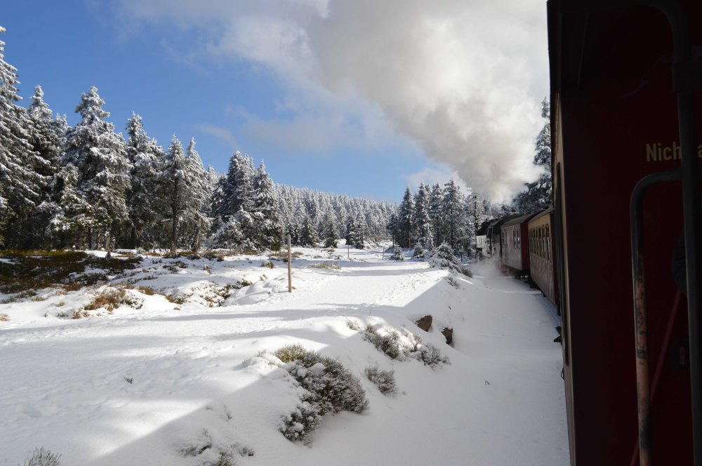 Brocken train image Sandra Lawrence